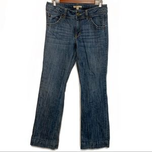 CAbi Bootcut Jeans Size 8